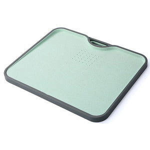 Rice Fiber Cutting Board With Garlic Grinding Tool