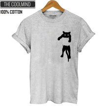 Load image into Gallery viewer, Cool Cat Women's Tee