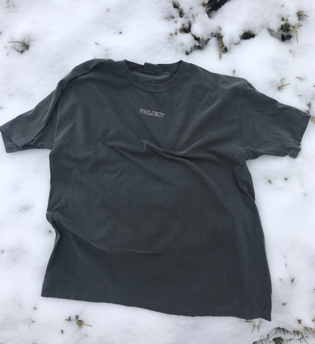 'Project' Pepper Tee