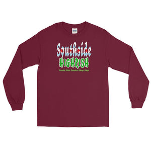 South Side Smoke Shop - Southside Highrish - Long Sleeve T-Shirt