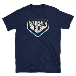 Ballpark Pub - Base Logo - Short-Sleeve Unisex T-Shirt