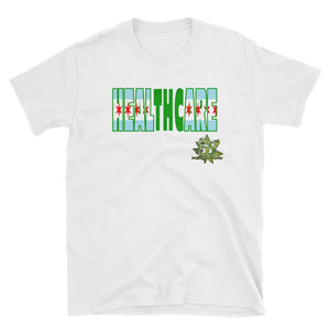 South Side Smoke Shop - Healthcare - Short-Sleeve Unisex T-Shirt