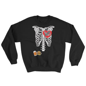 115 Bourbon Street - Skeleton - Sweatshirt