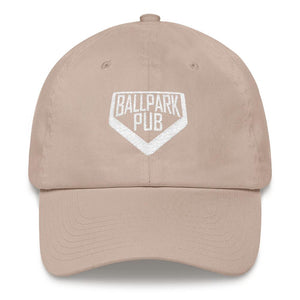 Ballpark Pub - Base Logo - Dad hat
