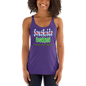 South Side Smoke Shop - Southside Highrish - Women's Racerback Tank