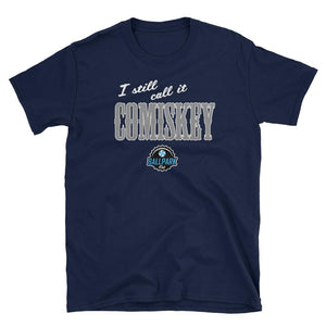 Ballpark Pub - I Still Call It Comiskey - Short-Sleeve Unisex T-Shirt