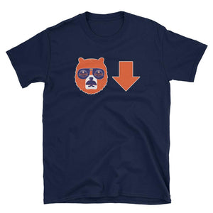 Ballpark Pub - Bear Down - Short-Sleeve Unisex T-Shirt