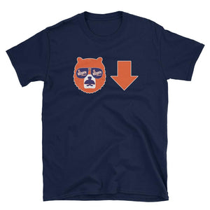 Bourbon Street - Bear Down - Short-Sleeve Unisex T-Shirt