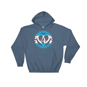 Bike 4 Life Hooded Sweatshirt