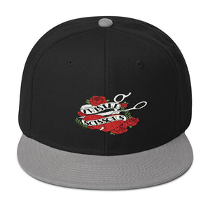 Twisted Scissors - Logo - Snapback Hat