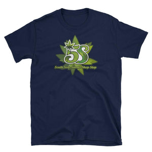 South Side Smoke Shop - Logo - Short-Sleeve Unisex T-Shirt
