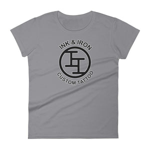 Ink and Iron - Logo - Women's short sleeve t-shirt