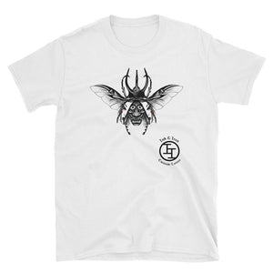 Ink and Iron - Hannya Beetle - Short-Sleeve Unisex T-Shirt