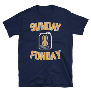 115 Bourbon Street - Sunday Funday - Short-Sleeve Unisex T-Shirt