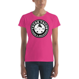 Tatas Tacos - Logo - Women's short sleeve t-shirt