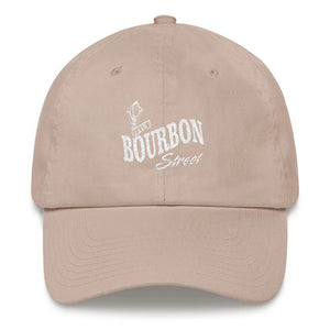 Bourbon Street - Logo - Dad hat