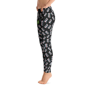 South Side Smoke Shop - 420 Flag Hands - Leggings
