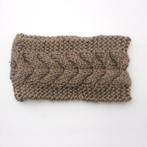 Crochet warmer hairband™