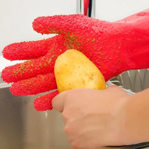 Magic Vegetable Peeler Gloves