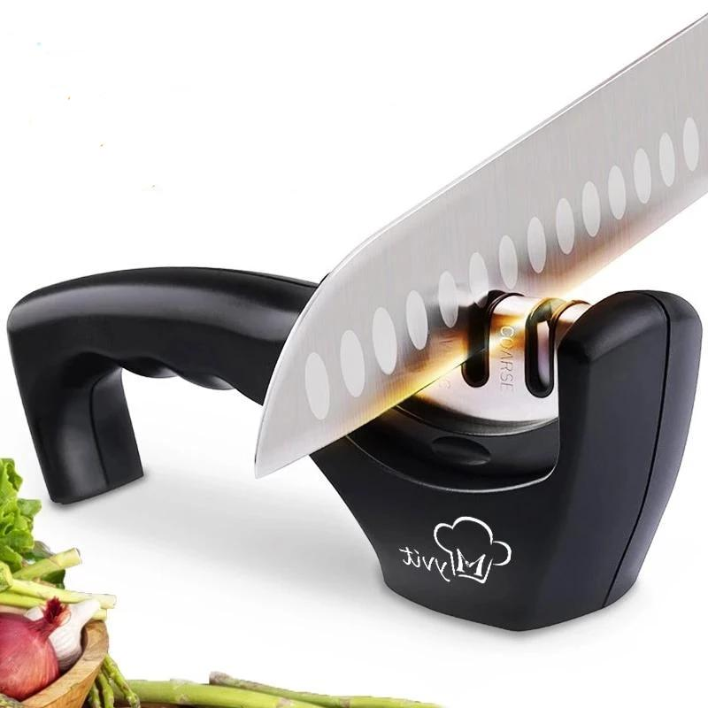 3 Stages Knife Sharpener