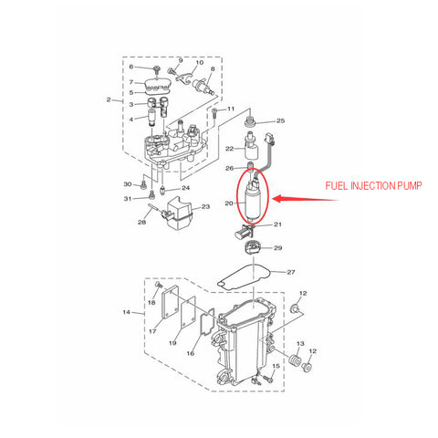 on yamaha f115 outboard wiring diagram