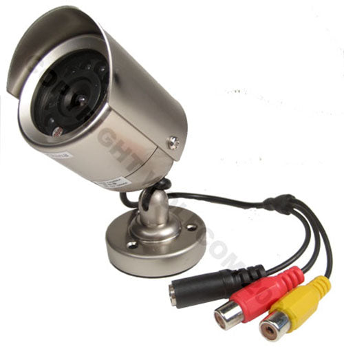 Weatherproof CCTV 11 infrared LED Night Vision 380TVL Surveillance Camera