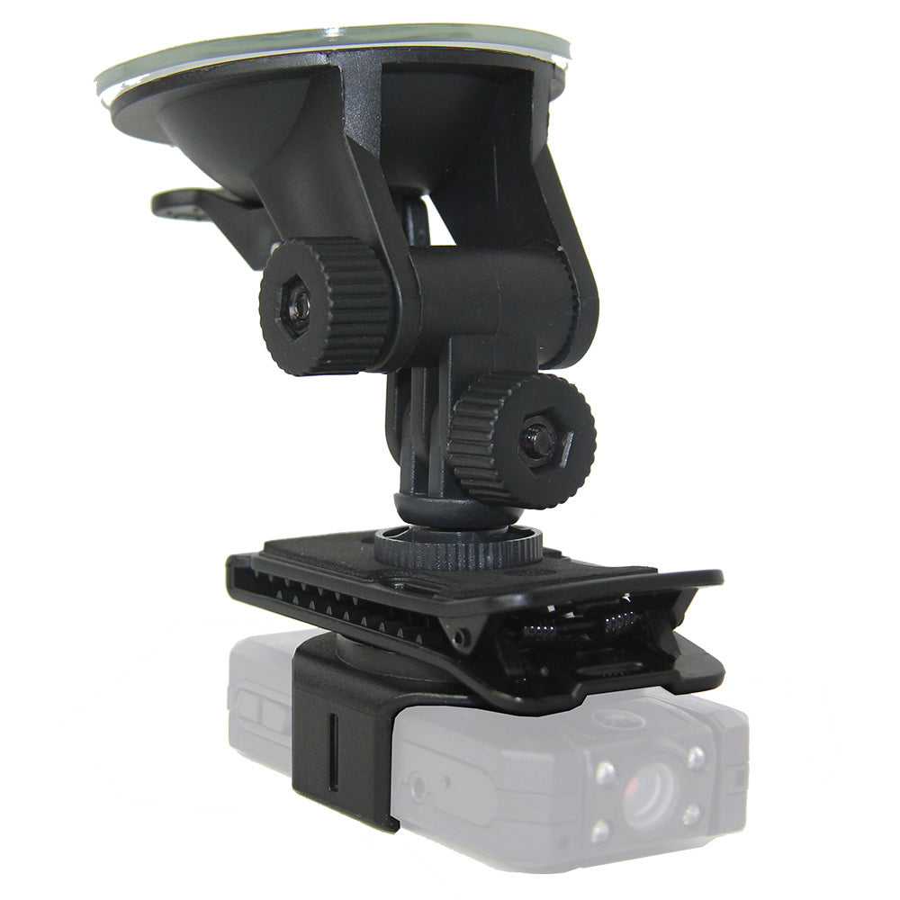 Vehicle windshield suction mount for VENTURE camera - GoLive Shopping Network