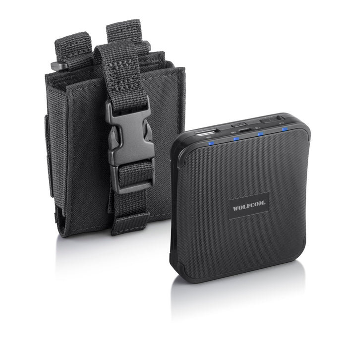 VENTURE Camera Extended 24 hour External Battery Pack with case - GoLive Shopping Network