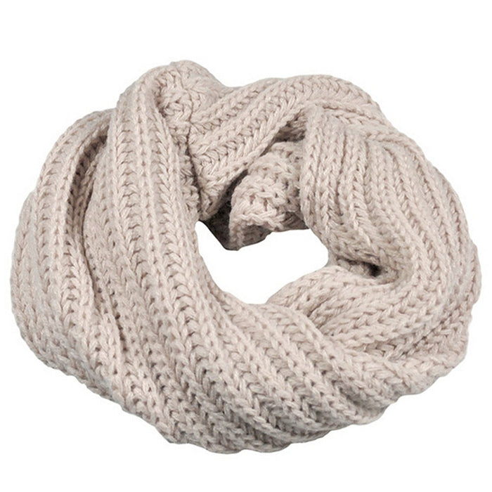 VenusFox Winter Fashion Casual Warm Knitted Scarves
