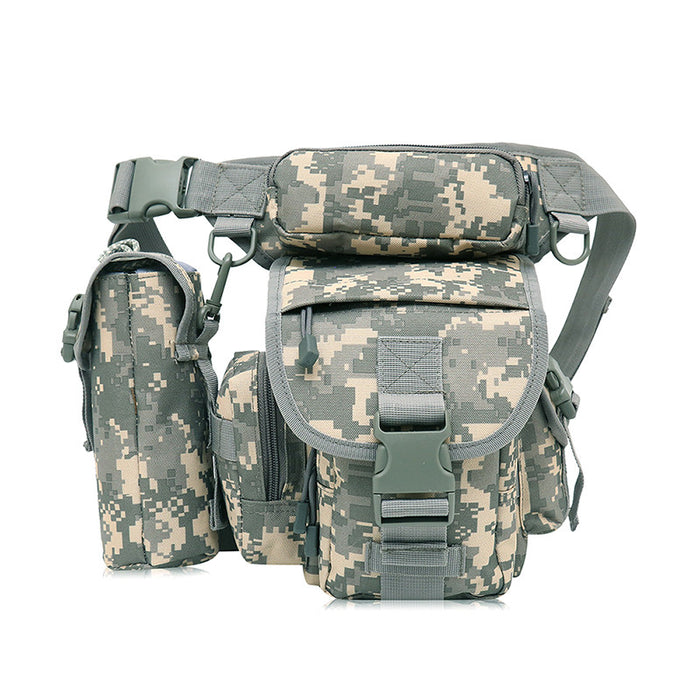WOLFCOM® Military Tactical Multi-purpose Leg Bag