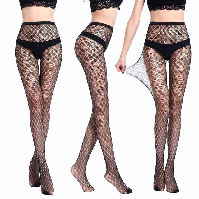 aec2a9a89b9 Sexy Fishnet Nylon Pantyhose Lingerie Tights — GoLive Shopping Network