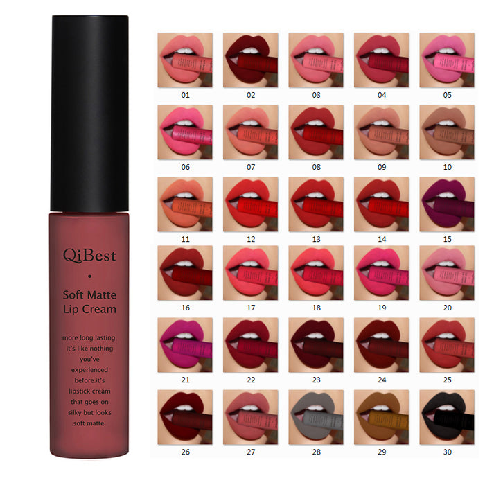 Waterproof Long Lasting Matt Lip Gloss