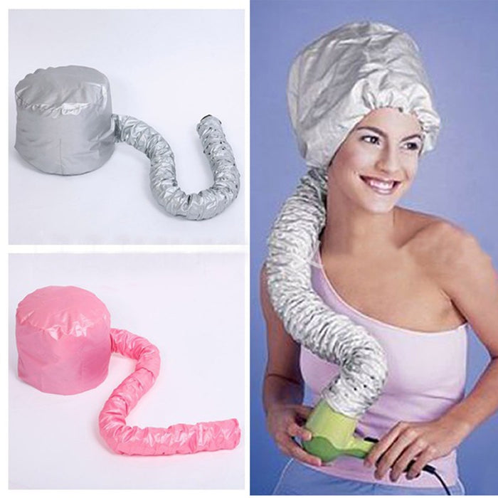 Easy use Hair perm hair dryer warm air drying treatment cap