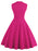 VenusFox Retro Vintage Dress 50s Swing Pin Up Dresses