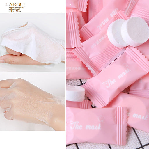 20pc Compressed Face Mask Disposable