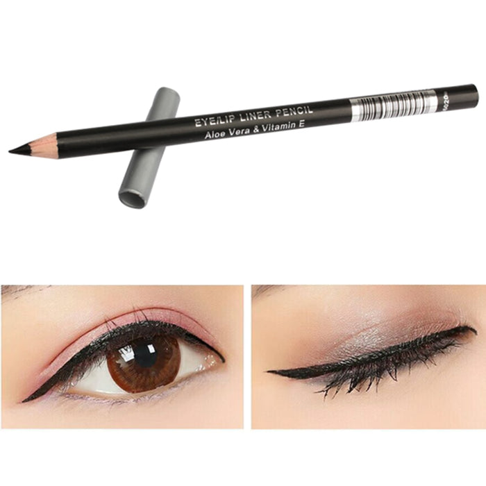 Waterproof Black Pencil Eye Liner