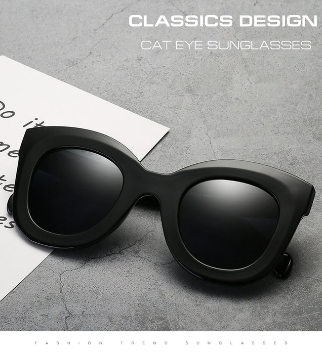 Fashion Cat Eye Vintage Sunglasses UV400