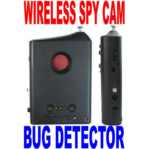 SS-50 Bug Sweeper Spy Camera Locator - GoLive Shopping Network