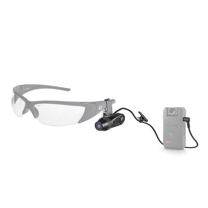 Eye Vision Point of View Clip on Glasses Camera Attachment for VENTURE Camera - GoLive Shopping Network