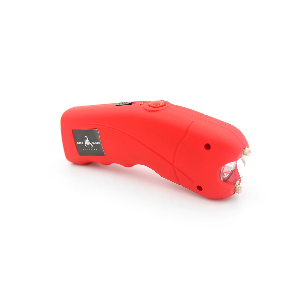 Red Safe Grip Stun Gun