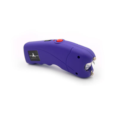 Purple Safe Grip Stun Gun