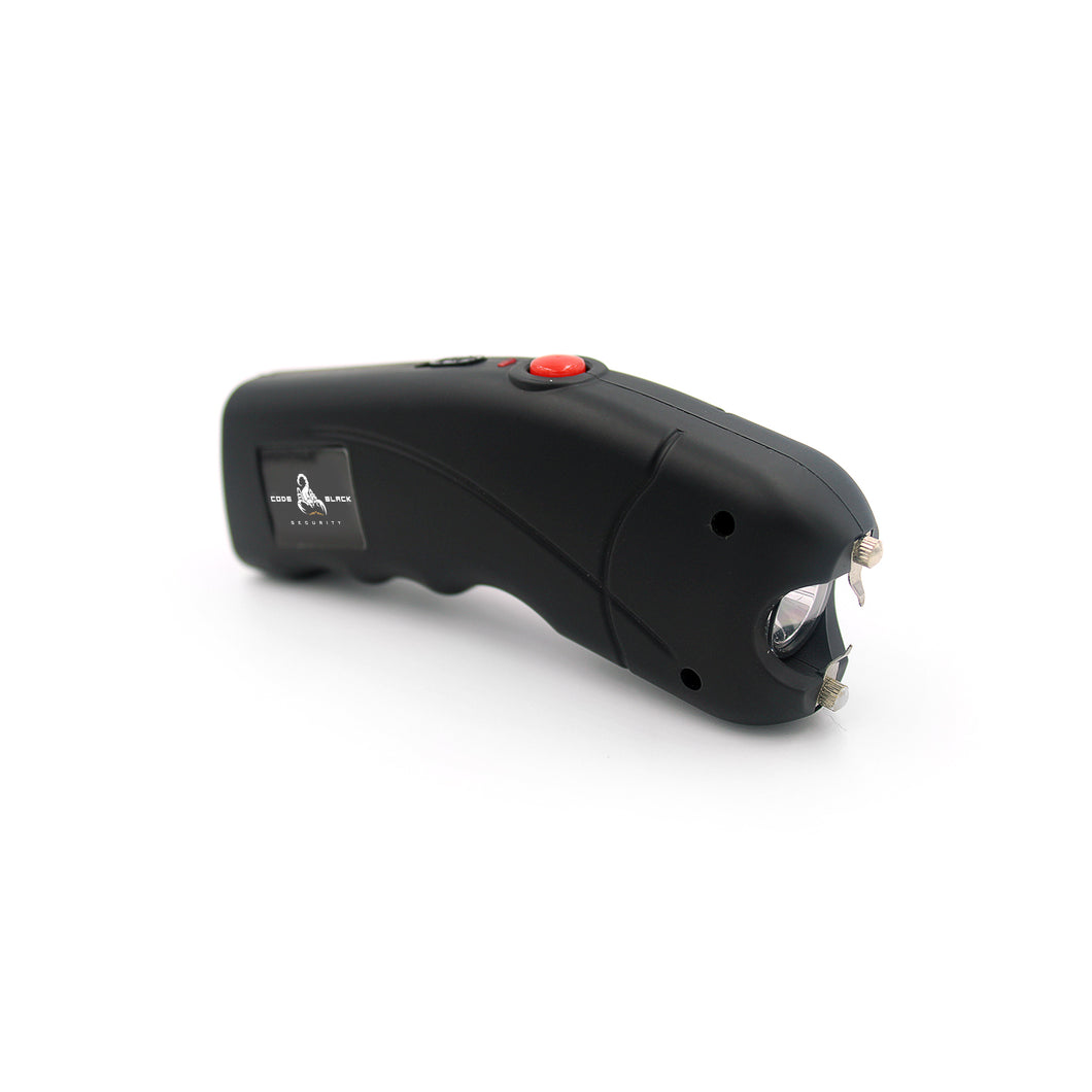 Black Safe Grip Stun Gun
