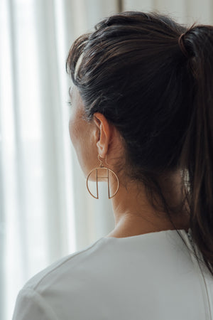 Iridians earrings