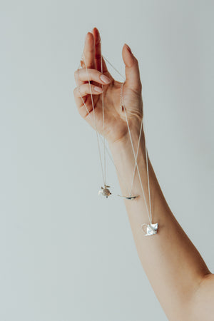 Stingray necklace