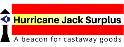 Hurricane Jack Surplus