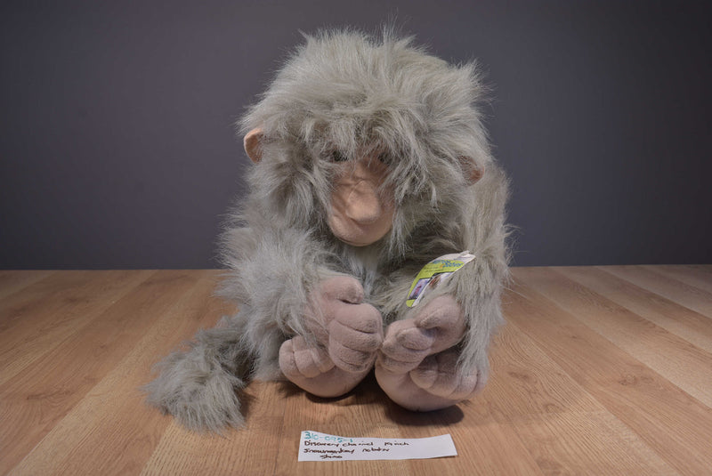 Discovery Channel Mamas and Babies Shimo the Snow Monkey 1999 Plush