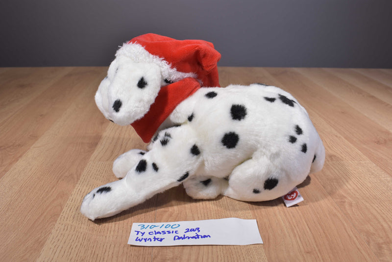 Ty Classic Wynter the Dalmatian 2003 Beanbag Plush