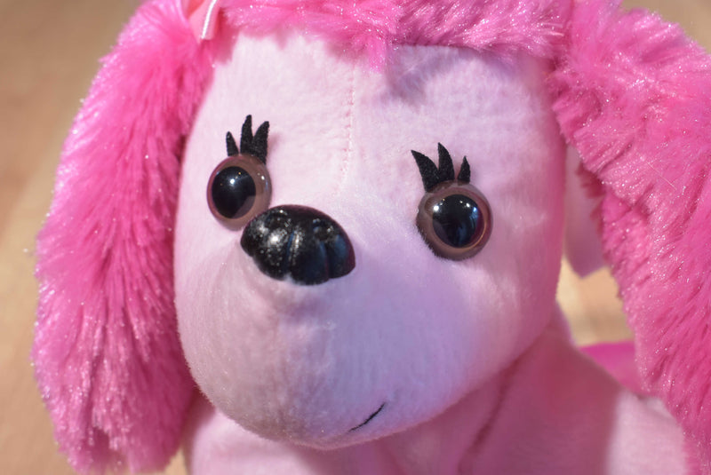 Poochie and Co. Pink Poodle in Tutu 2014 Backpack