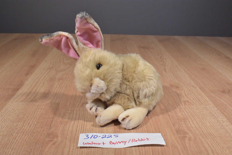 Walmart Brown Bunny Rabbit Plush