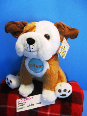 Douglas UHCCF Chewie the English Bulldog Plush